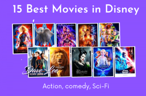 Best Movies You Must Watch in Disney