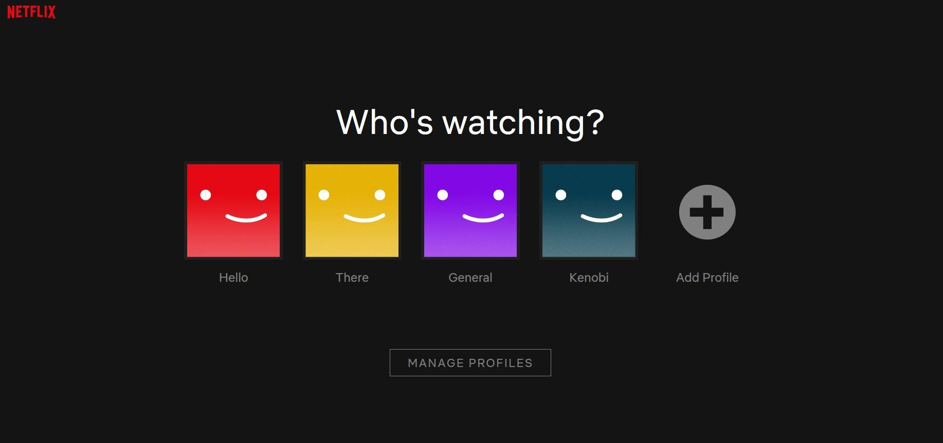 share netflix with friends