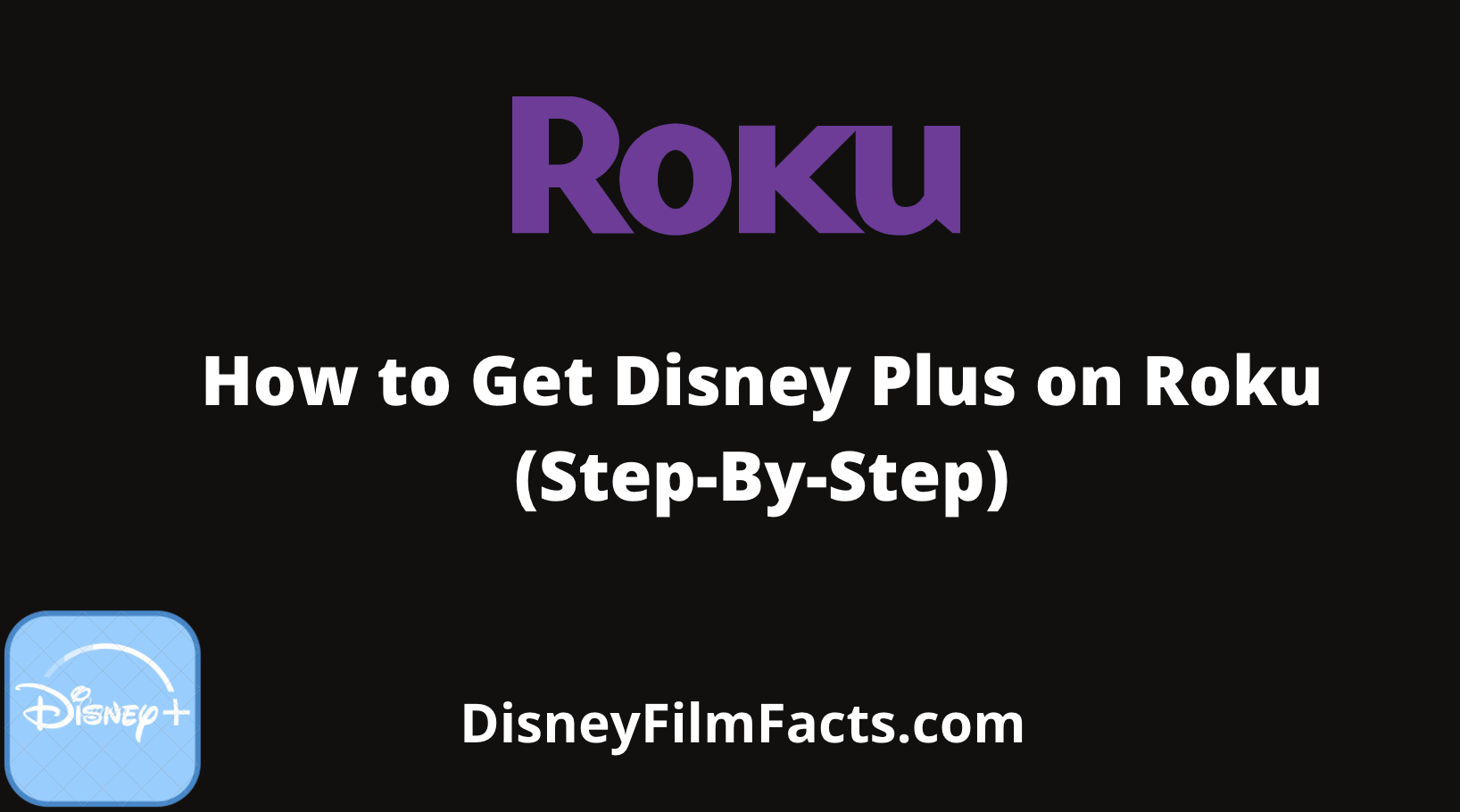 How to Get Disney Plus On ROku