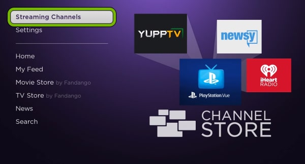 Streaming Channels On Roku